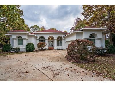 Stanley Single Family Home For Sale: 8134 Waterford Drive