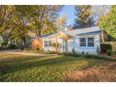Mecklenburg County Single Family Home For Sale: 1545 Pinecrest Avenue
