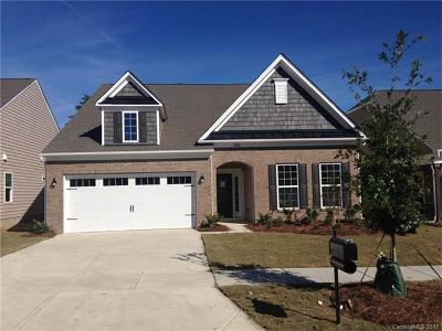 Charlotte Single Family Home For Sale: 13126 Canterbury Castle Drive #Lot 165
