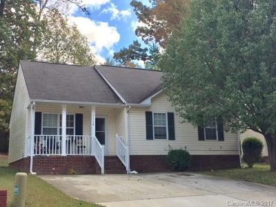 Charlotte Single Family Home For Sale: 2248 Blue Hampton Lane