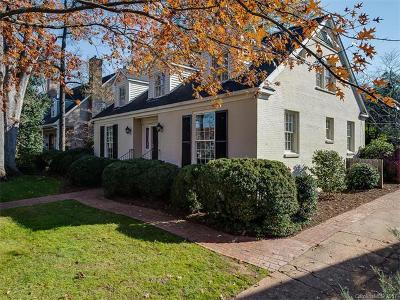 Myers Park Single Family Home For Sale: 2114 Hastings Drive