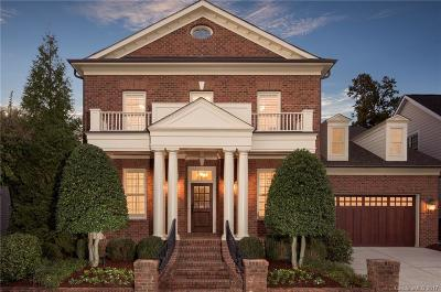 Charlotte Single Family Home For Sale: 6919 Conservatory Lane