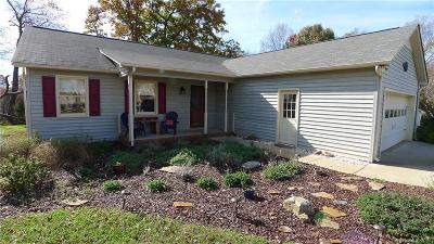 Mocksville Single Family Home For Sale: 125 Carrie Circle #15