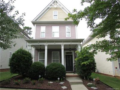 Mooresville NC Single Family Home For Sale: $189,900