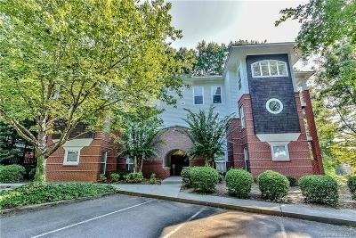 Charlotte Condo/Townhouse For Sale: 2625 5th Street #A