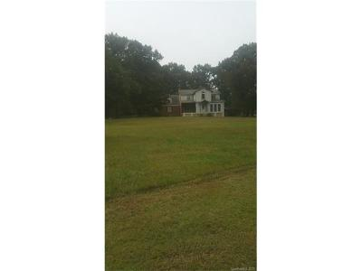 Union County Single Family Home For Sale: 8313 Morgan Mill Road