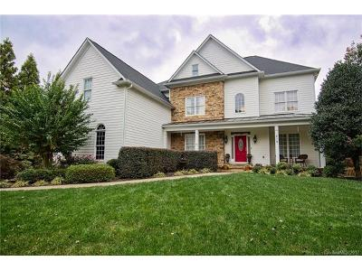 Mooresville NC Single Family Home For Sale: $689,000