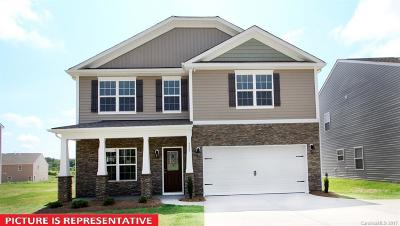 Mooresville Single Family Home For Sale: 135 Kingsway Drive #16