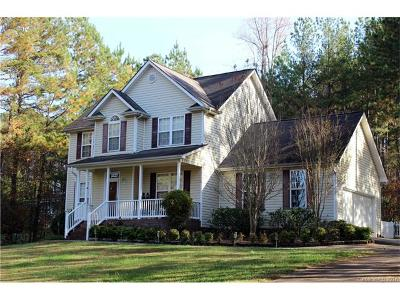 Sherrills Ford Single Family Home For Sale: 3674 Lake Bluff Drive