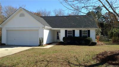 Indian Trail Single Family Home Under Contract-Show: 2329 Ivy Run Drive #19