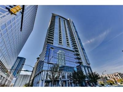 Charlotte Condo/Townhouse For Sale: 333 W Trade Street #1902