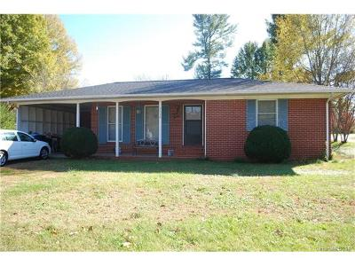 Mocksville Single Family Home For Sale: 7339 Nc 801 Highway S