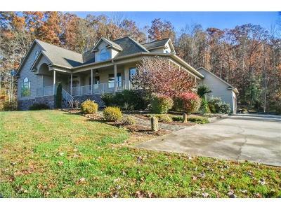 Lenoir Single Family Home For Sale: 6174 Mill Pond Road