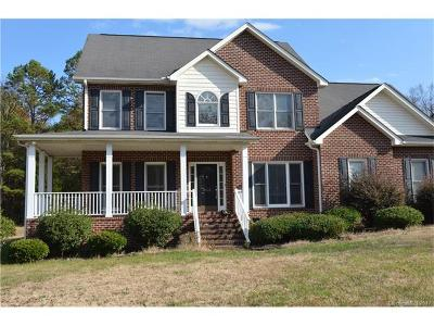 Mecklenburg County, Union County, Gaston County, Lancaster County, York County, Cabarrus County, Iredell County, Rowan County Single Family Home For Sale: 2828 Ed Reid Street