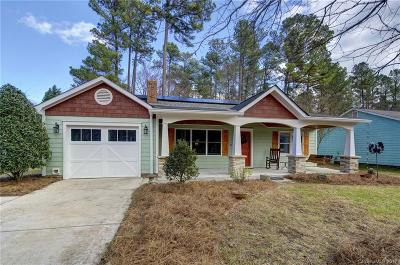Charlotte NC Single Family Home For Sale: $207,000