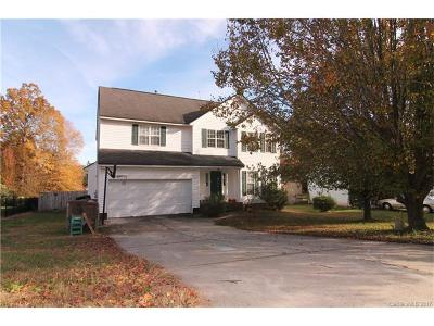 Waxhaw Single Family Home For Sale: 105 Summerwood Place