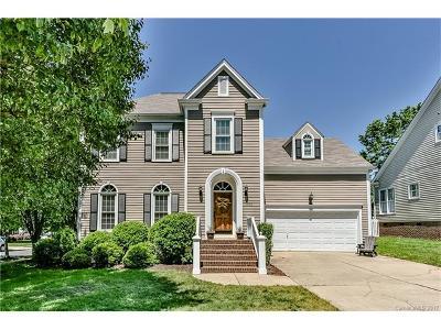 Charlotte Single Family Home For Sale: 2922 Saintfield Place