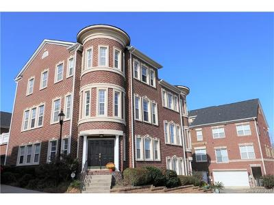 Charlotte Condo/Townhouse For Sale: 2321 Camalier Lane