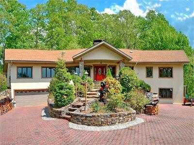 Waynesville Single Family Home For Sale: 445 Brandywine Road