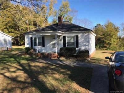 Kannapolis Single Family Home For Sale: 118 Baldwin Avenue