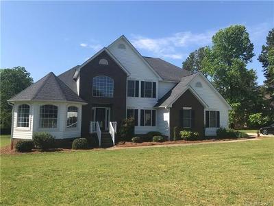 Huntersville Single Family Home For Sale: 12420 McCord Road