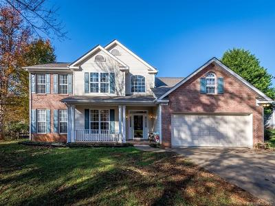 Waxhaw Single Family Home For Sale: 6304 Lowergate Drive