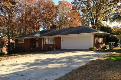 Kannapolis Single Family Home For Sale: 602 Willow Drive