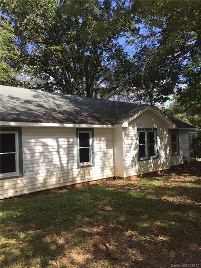 Mocksville Single Family Home For Sale: 7300 Nc 801 Hwy Highway S
