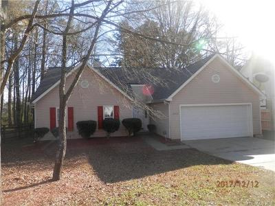 Single Family Home For Sale: 6312 Trysting Road