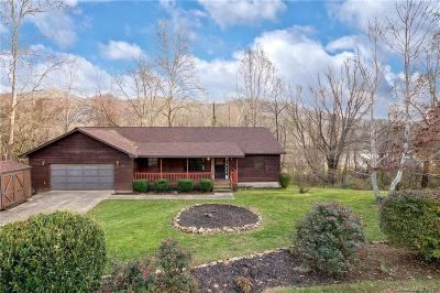 Weaverville Single Family Home Under Contract-Show: 16 Camelfield Road
