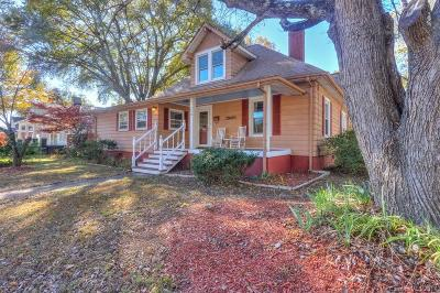 Mooresville Single Family Home For Sale: 258 W Statesville Avenue