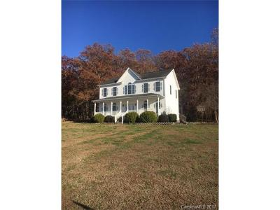 Stanly County Single Family Home For Sale: 24950 Bost Road