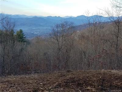 Asheville Single Family Home For Sale: LOT 1 Rambling Ridge Road