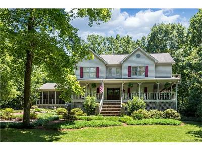 Waxhaw Single Family Home For Sale: 7313 Ivy Hill Lane
