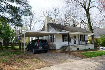 Statesville Single Family Home For Sale: 225 Bost Street