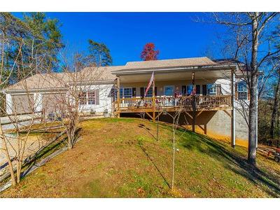 Transylvania County Single Family Home For Sale: 44 Forest Lake Road