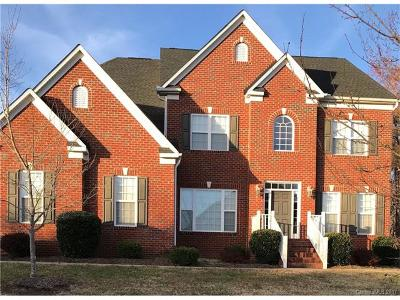 Huntersville Single Family Home For Sale: 6727 Heritage Orchard Way #49