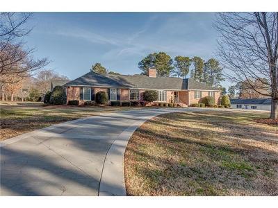Gastonia Single Family Home For Sale: 3610 Furman Circle