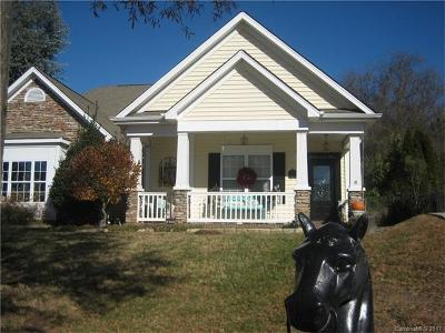 Indian Trail Single Family Home For Sale