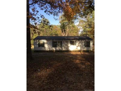 Mount Gilead NC Single Family Home For Sale: $45,000