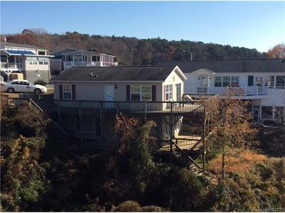 Badin Lake, New London Single Family Home For Sale: 198 Grand View Drive #132