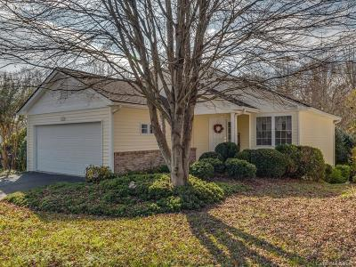 Mills River Single Family Home For Sale: 322 Creeks End Circle