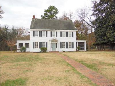 Stanly County Single Family Home For Sale: 76 Henderson Street