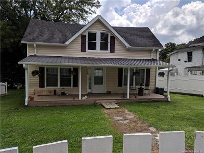 Black Mountain Single Family Home For Sale: 1004 Montreat Road