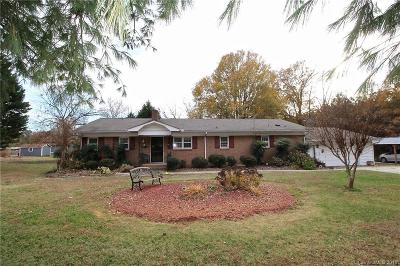 Monroe Single Family Home For Sale: 3823 Parkwood School Road