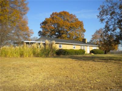 Marshville Single Family Home Under Contract-Show: 1325 Marshville Olive Branch Road
