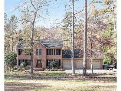 Rowan County Single Family Home For Sale: 730 Hidden Cove Drive