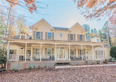 Fort Mill Single Family Home For Sale: 1659 Old Tara Lane
