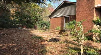 Monroe Single Family Home Under Contract-Show: 1618 Crowder Road
