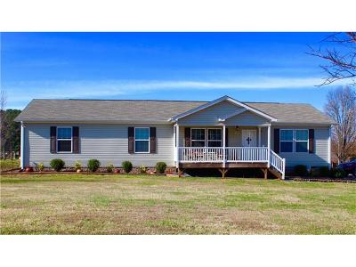 Iredell County Single Family Home For Sale: 149 Miller Farm Road
